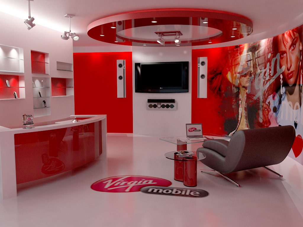 skyscape visualizations virgin mobile store   skyscape